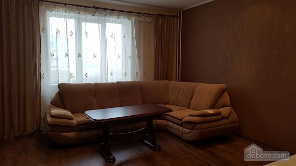 Квартира класу люкс у новому будинку біля метро Героїв Праці та Студентська, 1-кімнатна (22839), 001