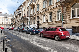 Cosy studio apartment in the center of Lviv, Studio, 025