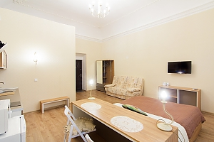 New apartment near to Deribasivska, Studio, 002