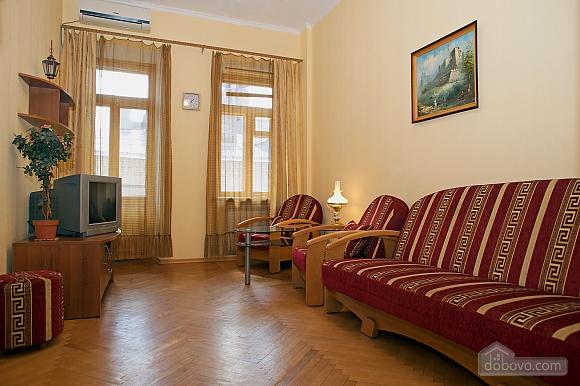 Уютные апартаменты в центре, 3х-комнатная (99360), 004