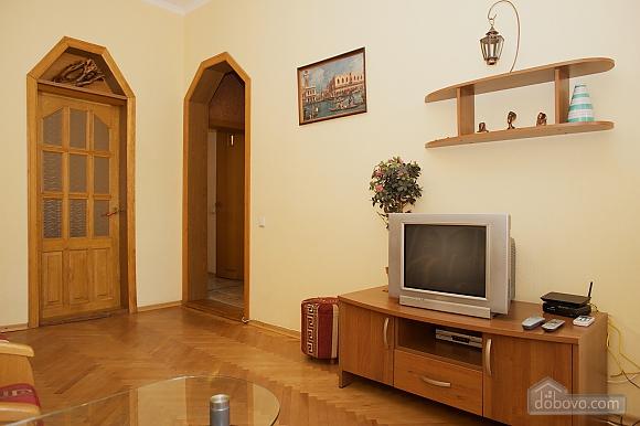 Уютные апартаменты в центре, 3х-комнатная (99360), 005