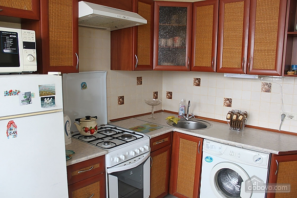 Spacious two bedroom apartment on Pechersk, Deux chambres (35613), 008