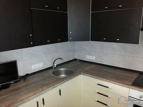 Apartment in new building Vasylkivska station Exhibition center, One Bedroom (48736), 005