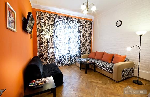 Designer apartment in the center, Studio (92104), 001