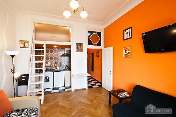 Designer apartment in the center, Studio (92104), 002