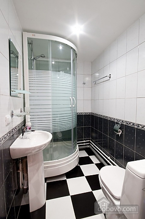 Designer apartment in the center, Studio (92104), 006