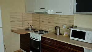 Luxury apartment in a new building, Una Camera, 013