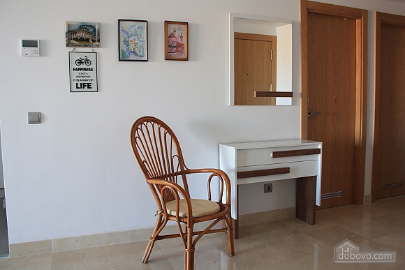 Пентхаус з двома спальнями з видом на море, 3-кімнатна (33590), 007