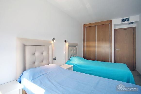 Пентхаус з двома спальнями з видом на море, 3-кімнатна (33590), 014