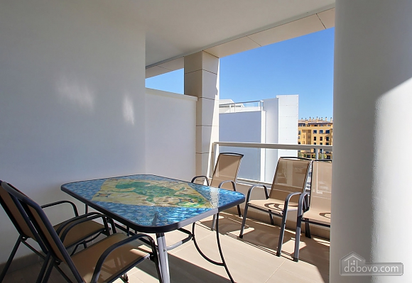 Sea view deluxe 2-bedroom penthouse, Deux chambres (33590), 017