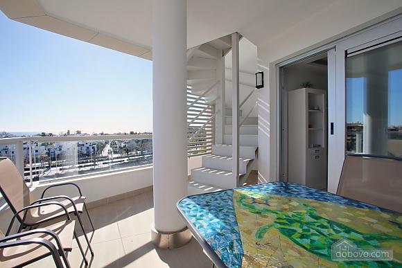 Пентхаус з двома спальнями з видом на море, 3-кімнатна (33590), 018