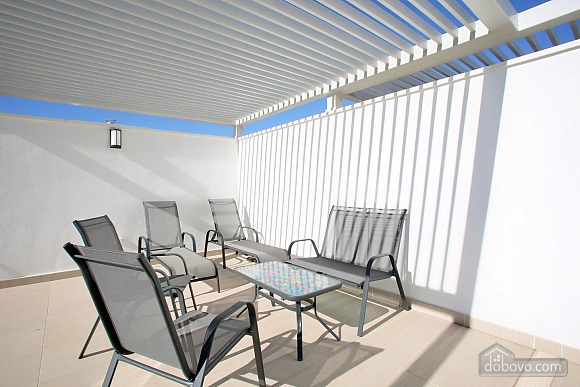 Sea view deluxe 2-bedroom penthouse, Deux chambres (33590), 020