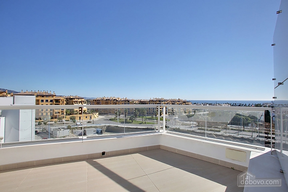 Sea view deluxe 2-bedroom penthouse, Deux chambres (33590), 021