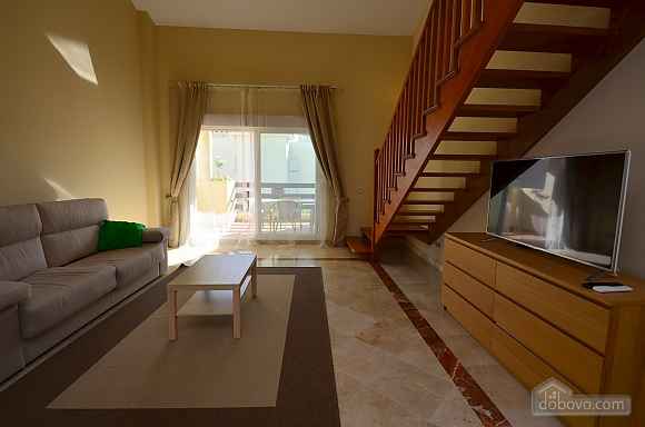 One bedroom sunny penthouse, One Bedroom (58232), 003