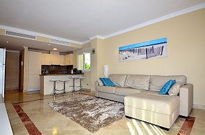 Spacious 2 bedroom duplex at tranquil area near San Pedro and Puerto Banus, Two Bedroom, 004