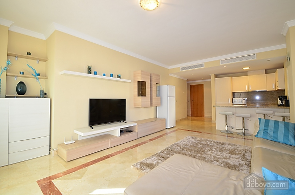 Spacious tranquil one bedroom apartment, Un chambre (94028), 002