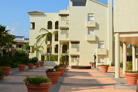 Spacious tranquil one bedroom apartment, Un chambre (94028), 015