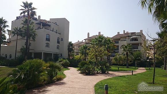 Spacious tranquil one bedroom apartment, Un chambre (94028), 016