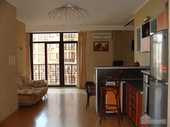 Apartment in Odessa, One Bedroom (65219), 002