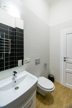 Street view double room with shower, Studio, 004