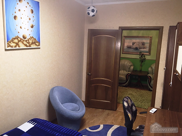 Comfortable apartment in Vyshneve, Deux chambres (29814), 014