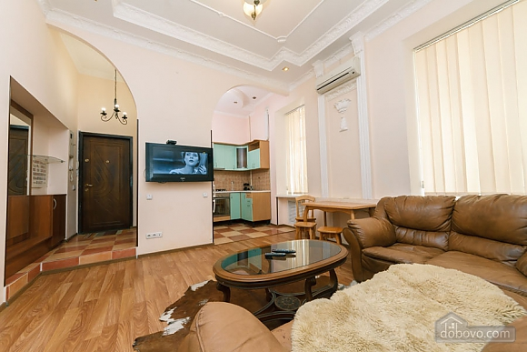 Apartment with jacuzzi, Deux chambres (31128), 001