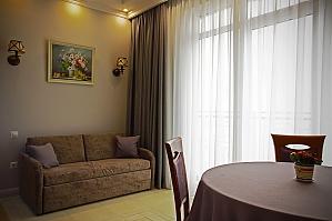 Шикарні апартаменти з видом на море в районі Аркадії, 2-кімнатна, 003