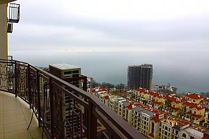 Шикарні апартаменти з видом на море в районі Аркадії, 2-кімнатна, 012
