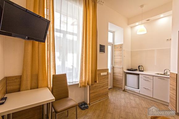 Уютная квартира в центре, 1-комнатная (44515), 003