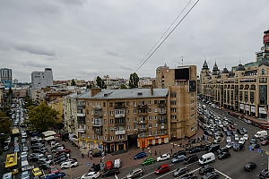Apartment with 2 separate bedrooms Center Arena Bessarabskyi market, Una Camera, 014