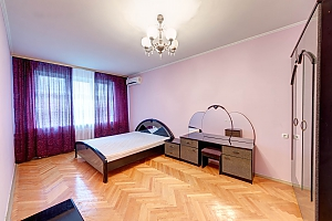 Double room in mini-hotel at Pecherska metro station, Studio, 001