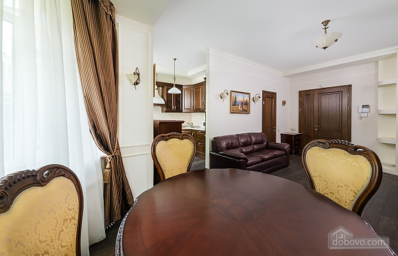 Cozy one bedroom apartment with handmade furniture in the center of Kiev, Una Camera (52708), 007