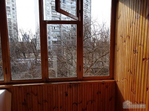 Современная большая квартира рядом с метро Дарница, 3х-комнатная (70981), 002