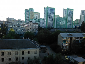 Excellent apartment with air conditioning at Kurenivka, Zweizimmerwohnung, 015