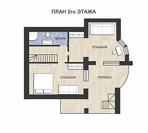House in Sovinyon 1, Three Bedroom, 016