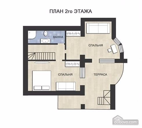 House in Sovinyon 1, Tre Camere (44065), 016