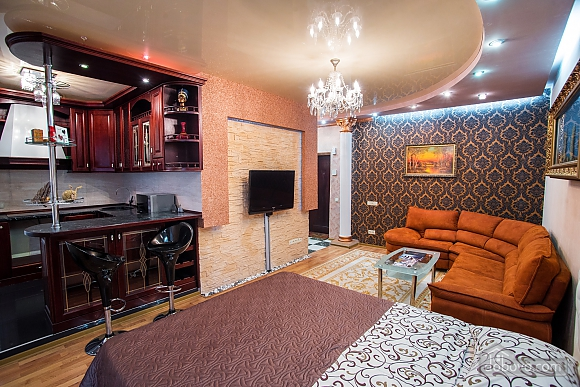 Апартаменты люкс возле парка имени Глобы, 1-комнатная (57044), 005