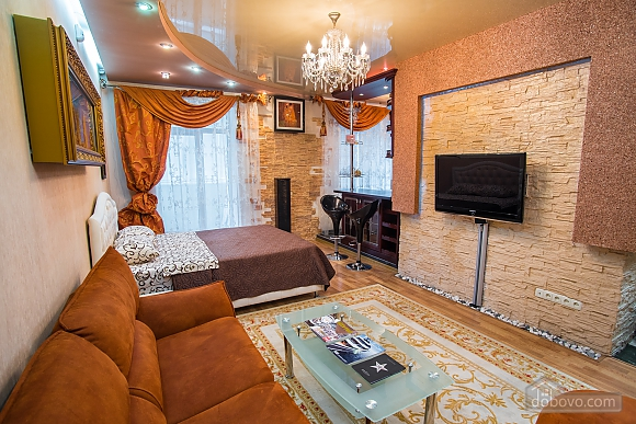 Апартаменти люкс біля парка імені Глоби, 1-кімнатна (57044), 001