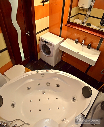 Апартаменты люкс возле парка имени Глобы, 1-комнатная (57044), 012
