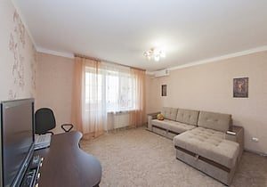 Cozy and clean apartment in the city center, Un chambre, 002
