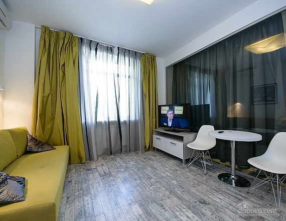 Stylish quiet one bedroom apartment with sofa bed, One Bedroom (83598), 002