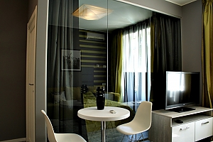 Luxury connected apartments in the heart of Kiev, Deux chambres, 002