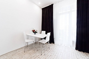 Apartment with a sea view in the elite house, Zweizimmerwohnung, 002