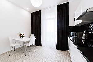Apartment with a sea view in the elite house, Un chambre, 004
