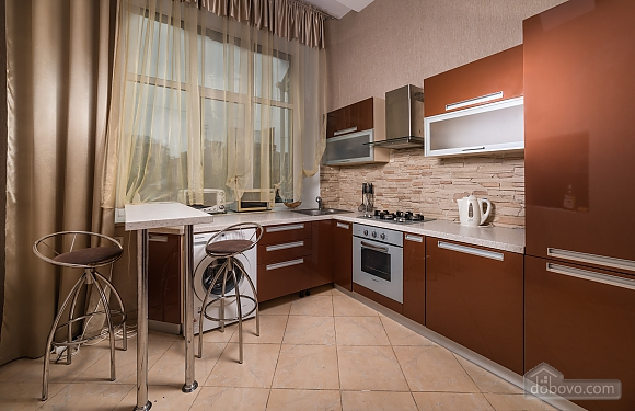 Spacious European apartment with Jacuzzi in two steps from Khreschatyk, Un chambre (98962), 008