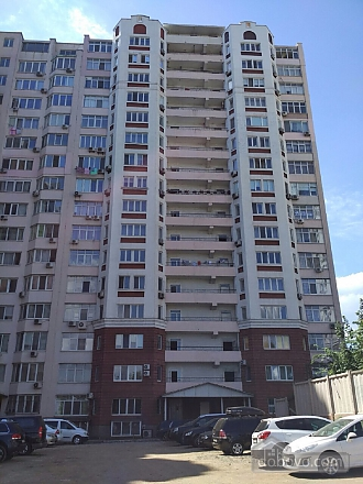 Квартира рядом с морем, 1-комнатная (34250), 009