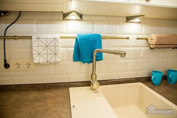 Квартира в скандинавском стиле, 2х-комнатная (61194), 012