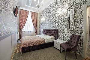 VIP apartment in the city center, Un chambre, 001