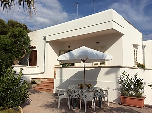 Villa 50 meters from the sea, Trois chambres, 002