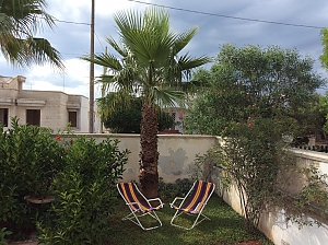 Villa 50 meters from the sea, Trois chambres, 004